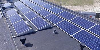 Zonnepanelen plaatsen JHB Dakwerken
